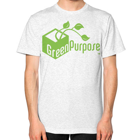 Green Purpose Unisex T-Shirt - My Green Purpose