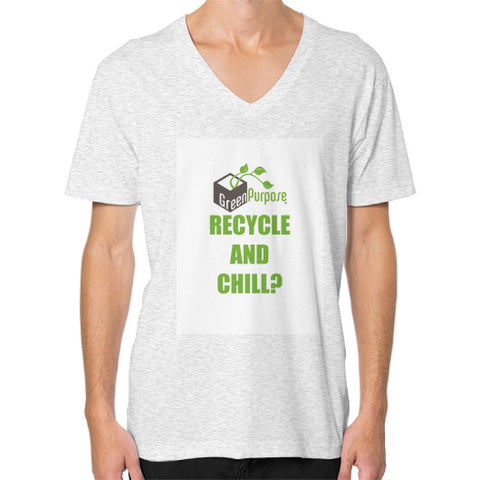 V-Neck (on man) - My Green Purpose
