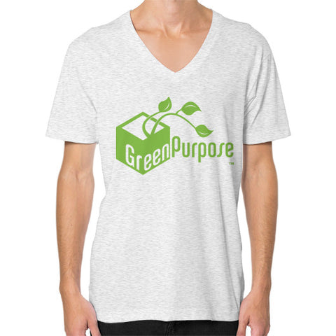 Green Purpose V-Neck: Male - My Green Purpose