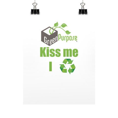 Vertical Fine Art Prints (Posters) - My Green Purpose