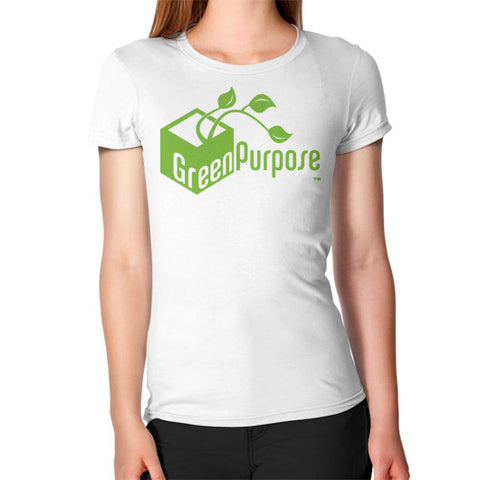 Green Purpose Women's T-Shirt - My Green Purpose