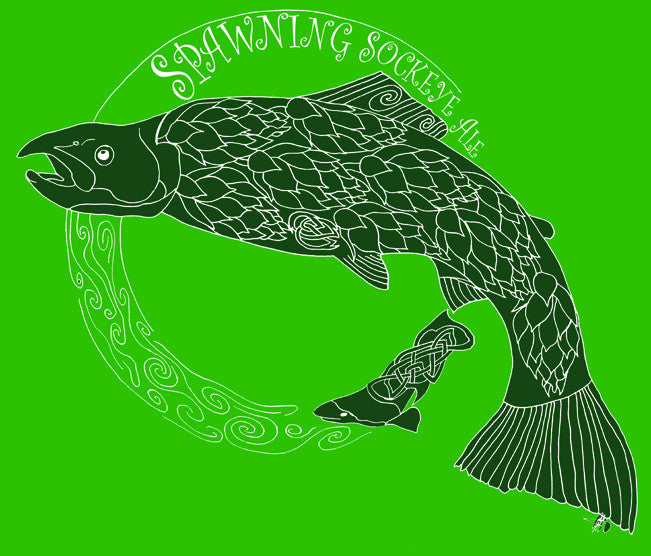 Sockeye Ale - available NOW