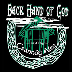 Back Hand of God Stout