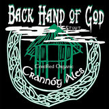 Backhand of God unisex shirt