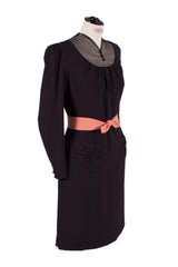 Marlene Dress Black