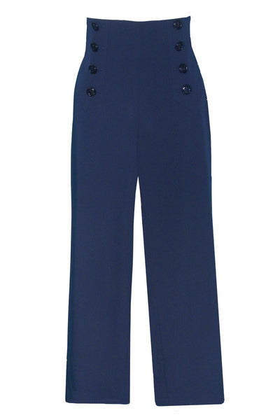 Sailor Pants Navy