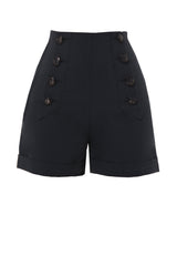 Sailor Shorts Black