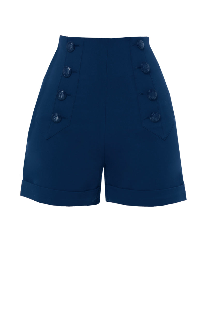 Sailor Shorts Navy