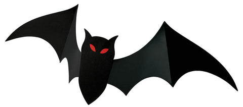 Cutouts Cemetery Bats Value 30 Ct