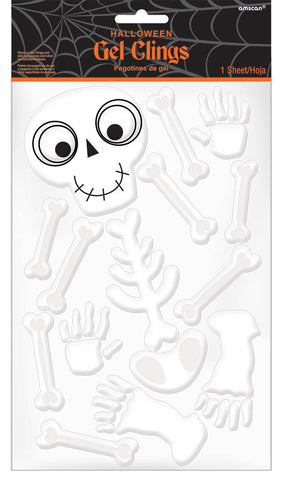 Clings Gel Skeleton Small