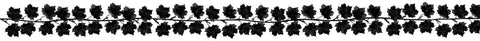 Garland Black Leaf 5'