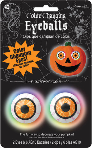 Eyeballs Light Colorchang