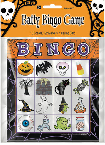 Batty Bingo
