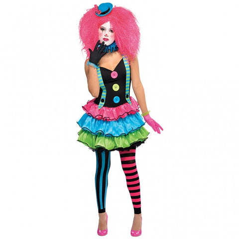 Costume Kool Clown