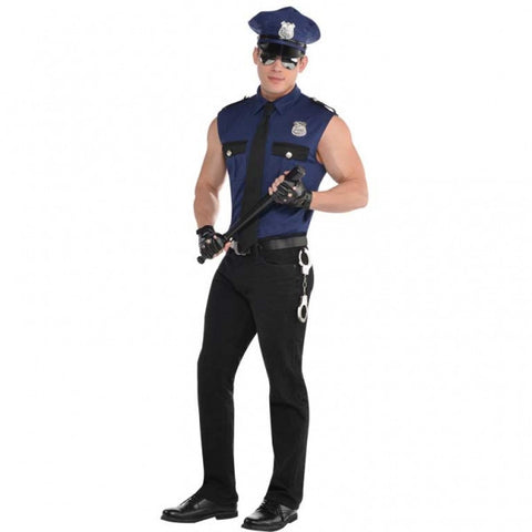 Costume Under Arrest Adult