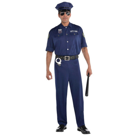 Costume On Patrol