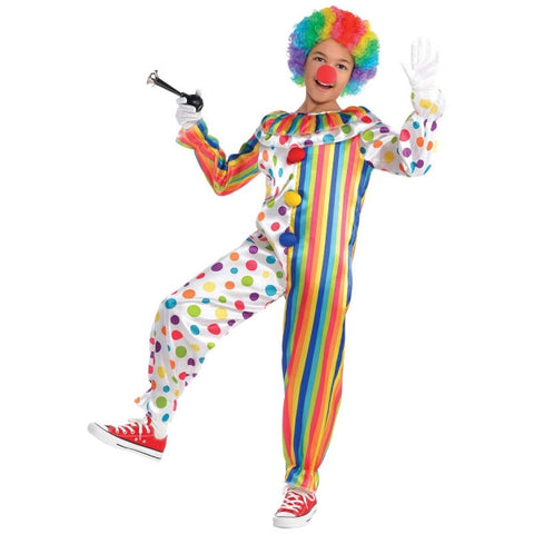 Costume Clown Jumpsuit