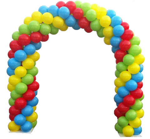 "11"" 4PK Balloon Arch /FT"