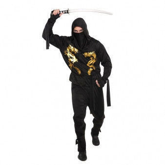 Costume Black Dragon Ninja