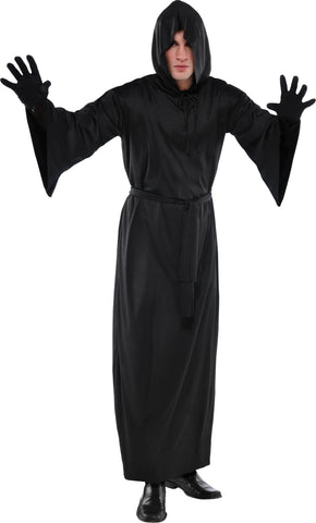 Horror Robe Black