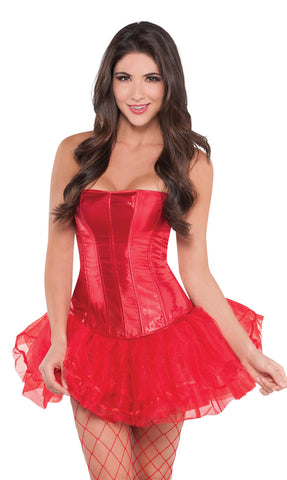 Corset Red S/M