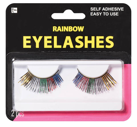 Eyelashes Rainbow