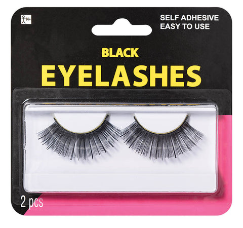 Eyelashes Black