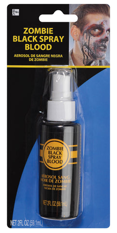 Blood Spray Black Zombie 2 Oz