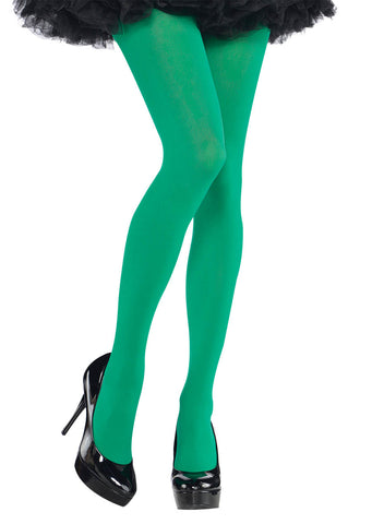 Tights Green