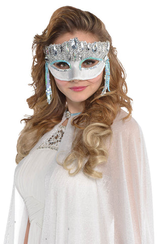 Mask Crystal Sparkle