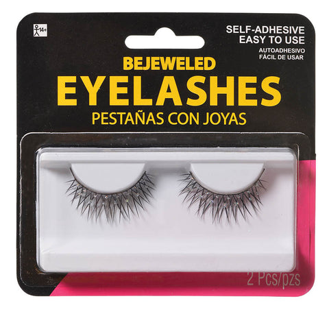 Eyelashes Bejeweled