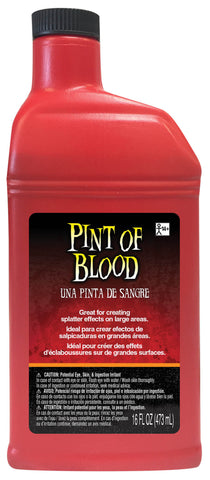 Blood Pint 16 Oz