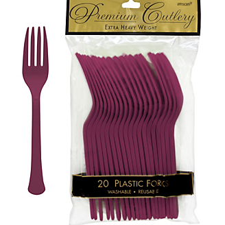 Fork 20ct Berry