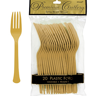 Fork 20ct Gold