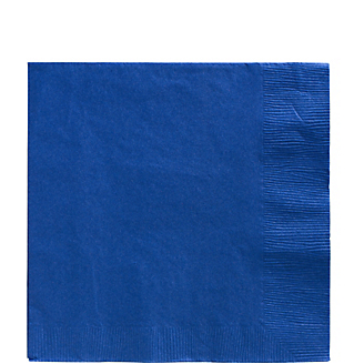 Napkin Lunch Bright Royal Blue