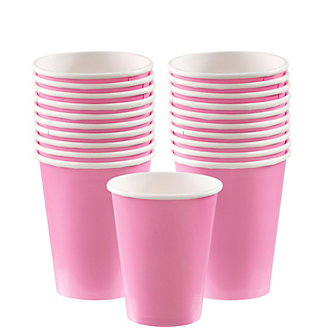 Cup 9oz New Pink