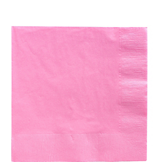 Napkin Lunch New Pink