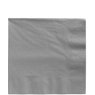 Napkin Lunch Silver