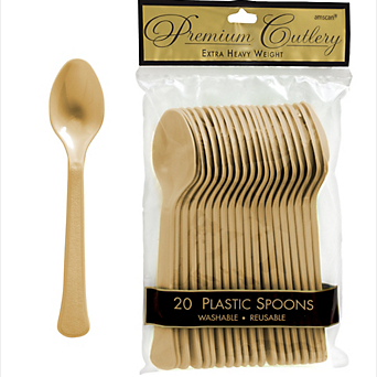 Spoon 20ct Gold