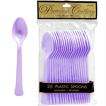 Spoon 20ct Lavender