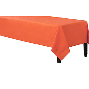 Tablecover  Paper Rectangle Orange Peel