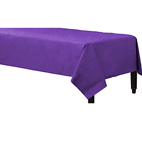 Tablecover  Paper Rectangle Purple