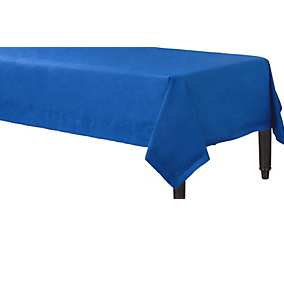 Tablecover Fabric Bright Royal Blue