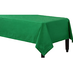 Tablecover Fabric Festive Green