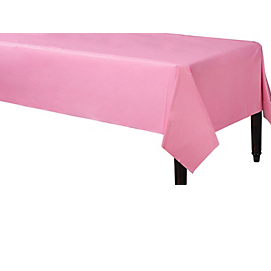 Tablecover Fabric New Pink