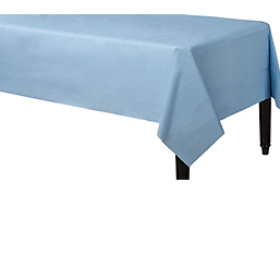 Tablecover Fabric Pastel Blue