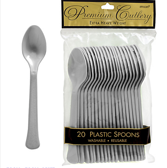 Spoon 20ct Silver