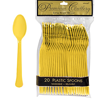 Spoon 20ct Sunshine Yellow