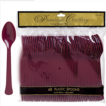 Spoon 48ct Berry