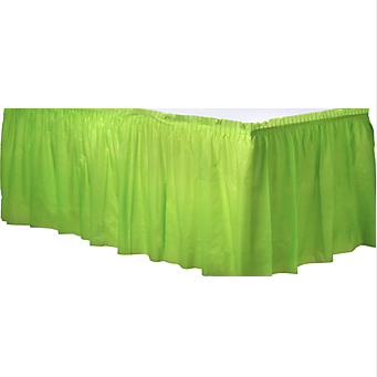 Tableskirt Kiwi
